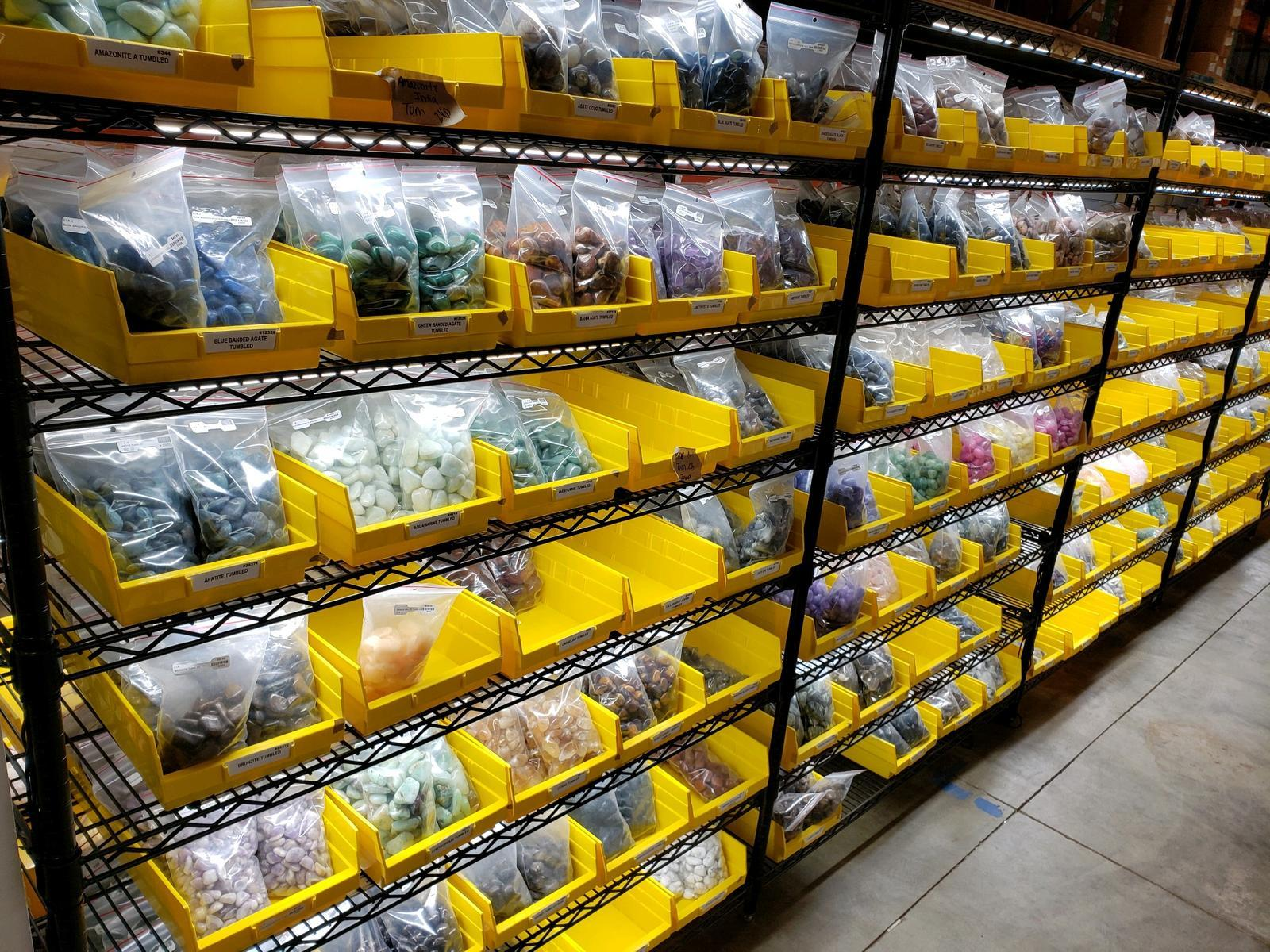 Check out our wide variety of Tumbled Stones!